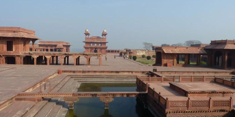 Delhi - Agra - Fatehpur Sikri - Jaipur - Pushkar- Delhi