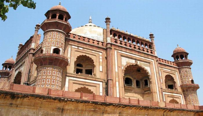 Delhi - Agra - Jaipur -Sariska National Park