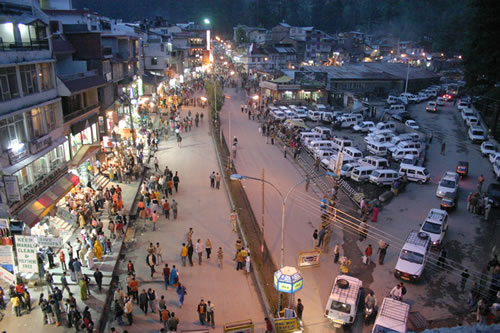 Delhi - Shimla - Manali - Delhi