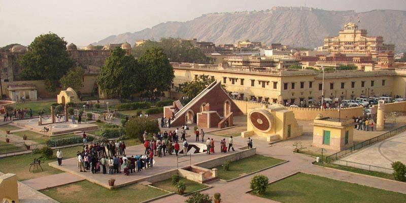 Delhi - Jaipur - Kishnagarh - Pushkar - Udaipur - Delhi