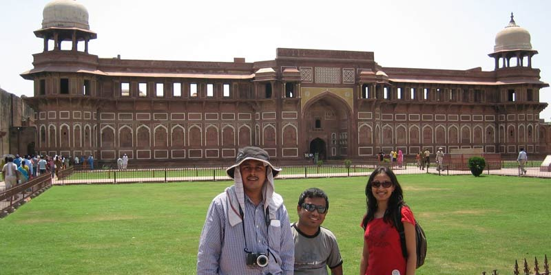 Overnight Agra Tour