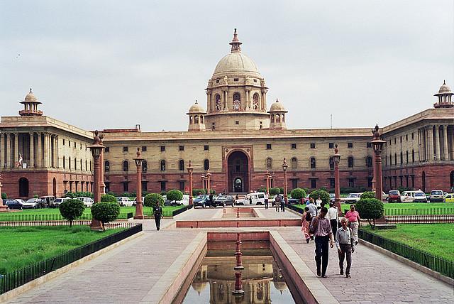 Old Delhi - New Delhi