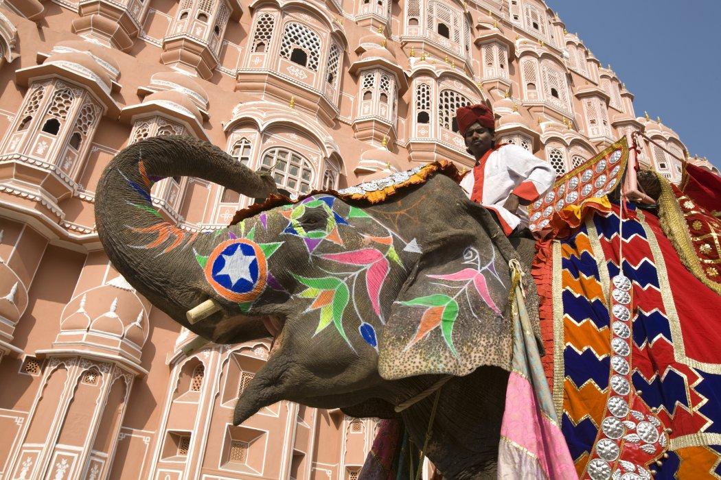 Delhi -  Jaipur - Jodhpur -  Mount Abu - Udaipur - Chittorgarh - Sawai Madhopur - Agra - Delhi