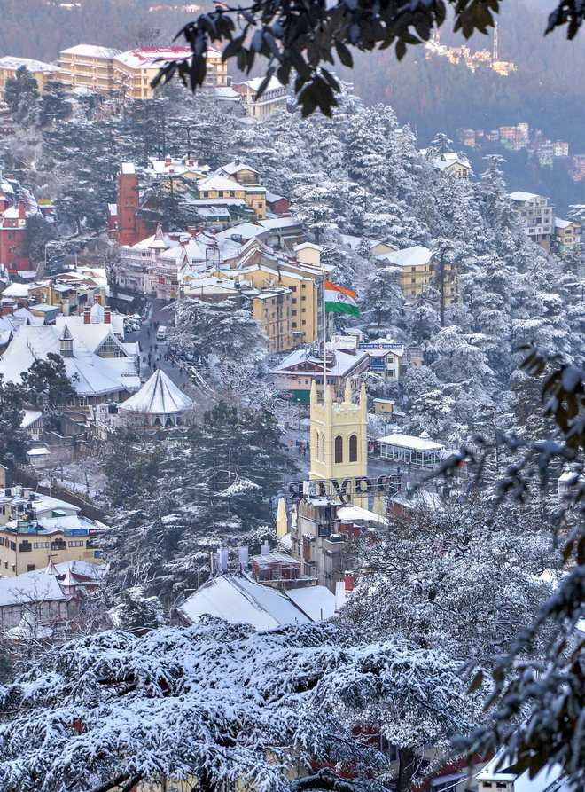 Delhi - Shimla - Kufri -  Manali - Rohtang Pass - Delhi