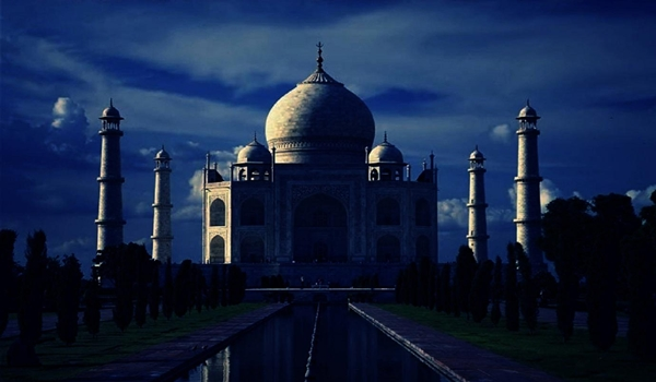 2 Days Private Taj Mahal Full Moon Tour
