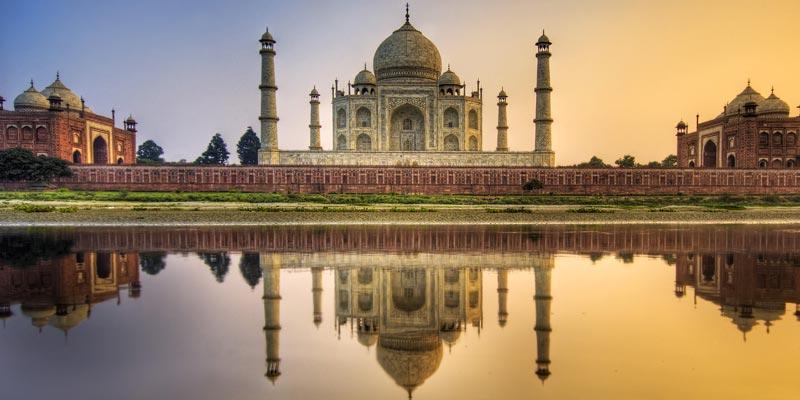 Delhi - Agra - Fatehpur Sikri - Sariska National Park - Jaipur - Delhi
