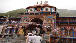 Do Dham Kedarnath Badrinath Tour Package