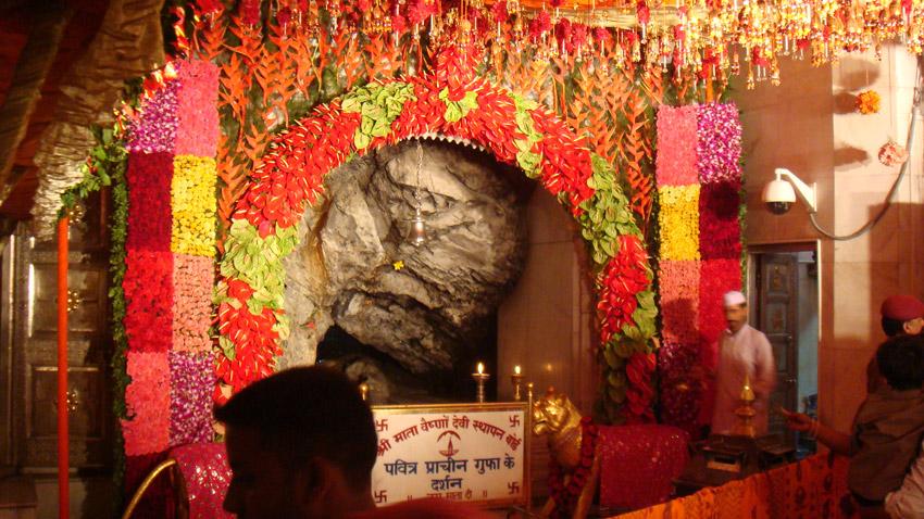4 Days Vaishno Devi Shivkhori Tour