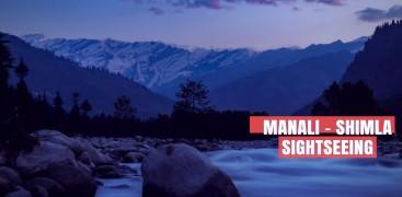 Manali-Shimla Sightseeing