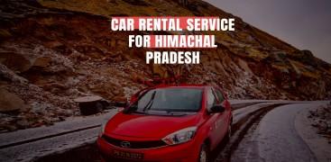 Car rental service for Himachal Pradesh