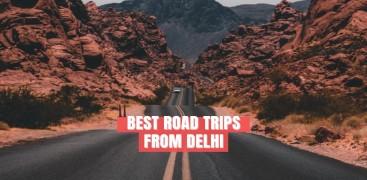 Best Road Trips from Delhi