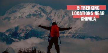 5 Trekking locations near Shimla