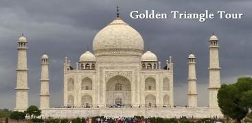 Golden Triangle Tour & Places