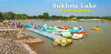 Sukhna Lake - Best Sightseeing Lake Ever