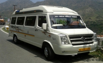 11+1 Luxury Tempo Traveller