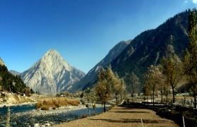 Gurez Valley, Jammu and Kashmir, India