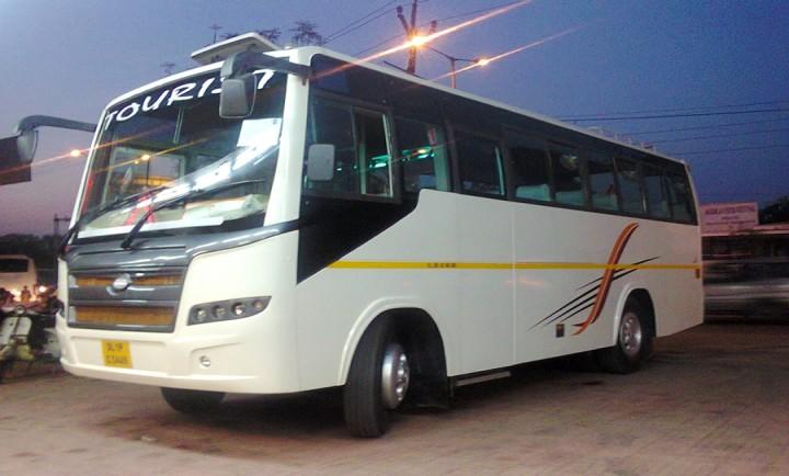 27 Seater Luxury Coach