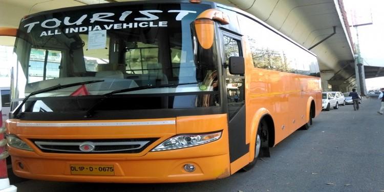 41 Seater Luxury Bus