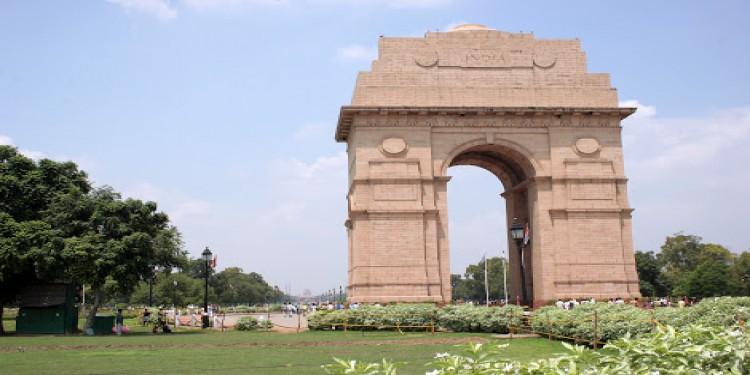 India Gate picture delhi