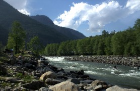 About Beas River Manali