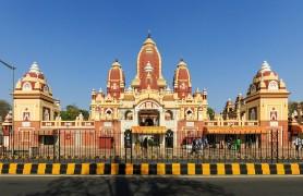 Birla Mandir Lakshmi Narayan Temple