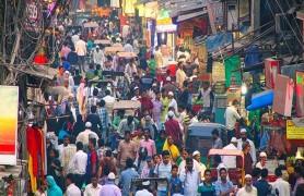 Chandni Chowk Markets Delhi