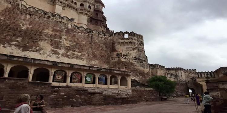 Rajasthan Forts