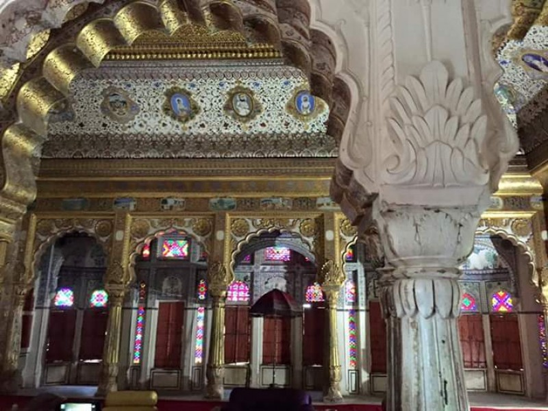 Rajasthan Monuments Images