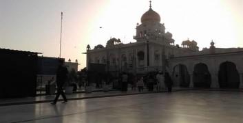 Bangla Sahib New Delhi, Baba Kharak Singh Marg