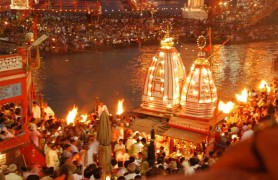 Ganga Aarti at Haridwar