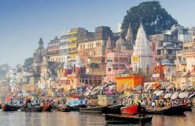 Ghat, Ganges River Front