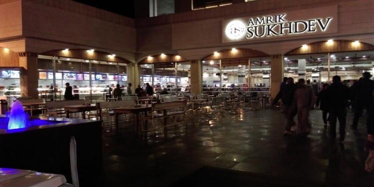 Amrik sukhdev hotel murthal