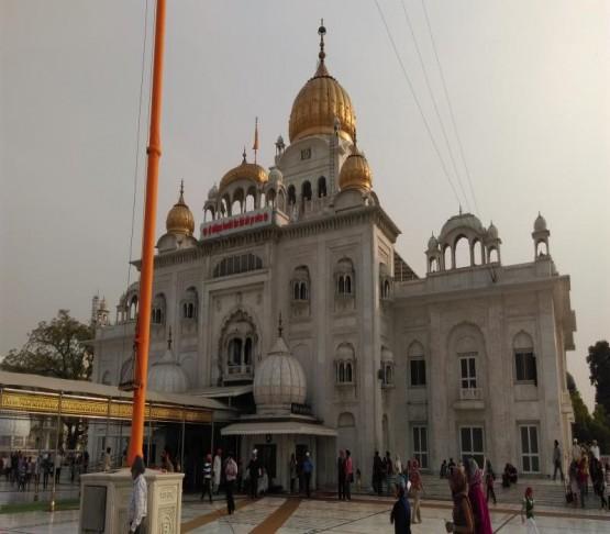 Gurudwara Bangla Sahib New Delhi