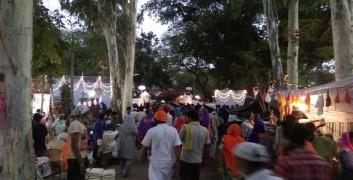 Chala gurudwara dera baba khadag singh ji