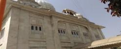 Gurdwara majnu ka tilla sahib delhi