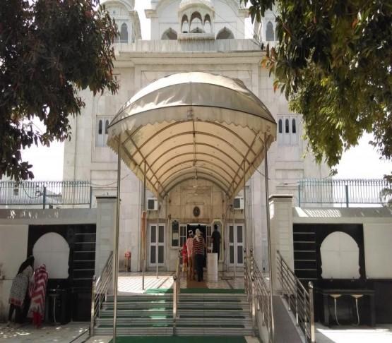 Majnu Ka Tila Gurudwara