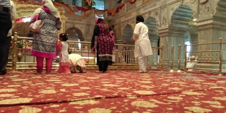 Sis Ganj Sahib Delhi Chandni Chowk