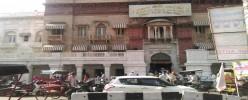 Gurudwara Sis Ganj Sahib Outside Picture
