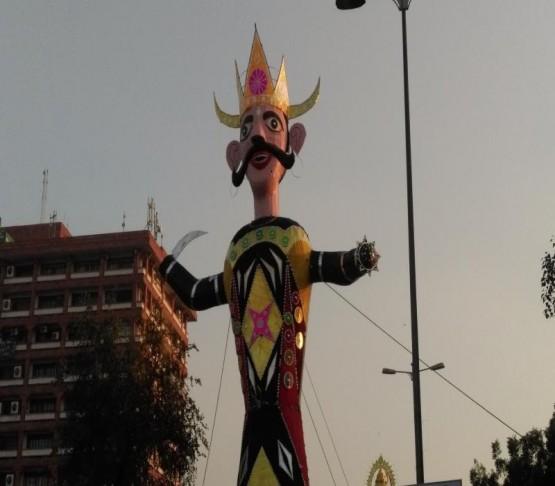 Dushehra Raavan Pics Delhi
