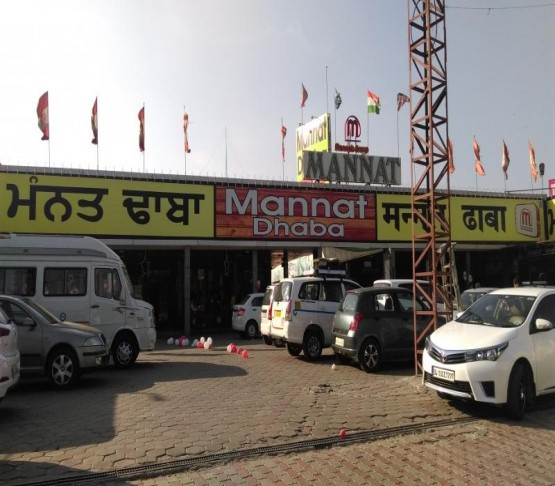 Mannat Dhaba Murthal