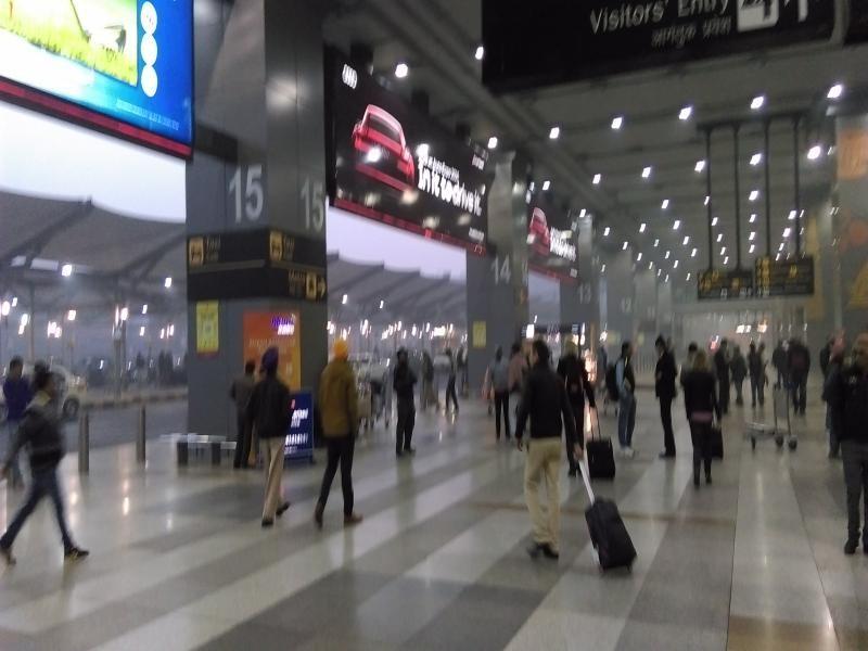Airport images new delhi terminal 3