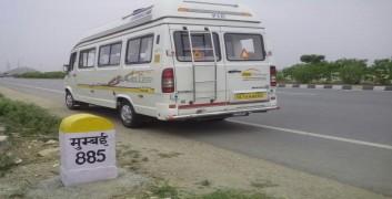 Mumbai trip from delhi