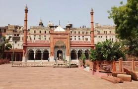 Fatehpuri Masjid Old Delhi
