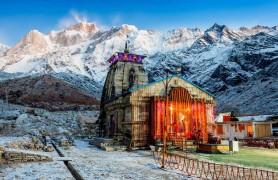 Kedarnath Mandir, Uttrakhand
