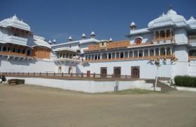 Kota Fort And City Palace Kota Rajasthan