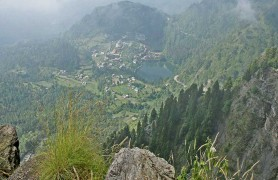 Lands end, Nainital