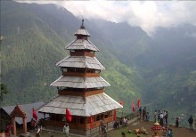4 Days Tour Package From Chandigarh to Manali