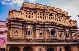 Nathmal Ki Haveli Jaisalmer