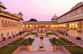 Rambagh in Agra