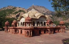 Rani Moosi Ki Chhatri - Alwar - Rajasthan